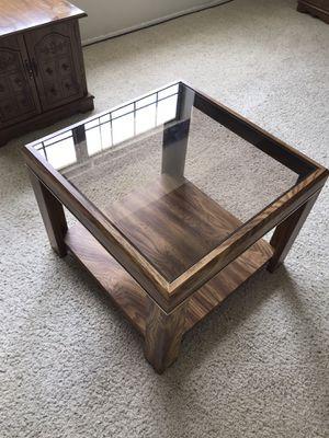 Square Coffee Table for Sale in Manassas, VA