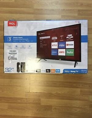 TCL 32' inch Smart TV for Sale in San Angelo, TX
