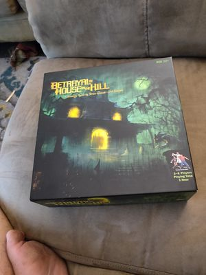 Betrayal at House on the Hill for Sale in Oroville, CA