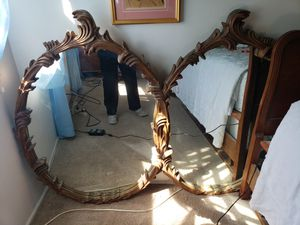 Double wall mirror for Sale in Huntington Beach, CA