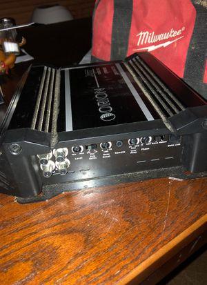 Orion xtr 1000.1d subwoofer amplifier for Sale in Dubach, LA