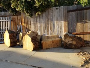 Free pine logs for Sale in Santa Maria, CA