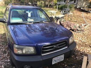 Subaru Forester-2003 for Sale in Alexandria, VA