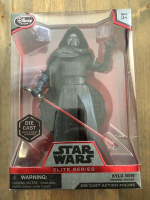 Disney Star Wars Kyle Ren Die Cast Action Figure New in Sealed Box for Sale in Keizer, OR