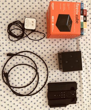 Fire Tv Cube 4K for Sale in Miami, FL