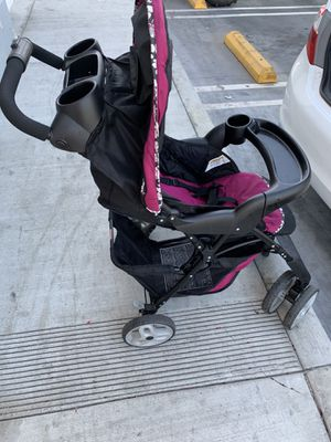 Car Seat & Base included with stroller for Sale in Pasadena, CA