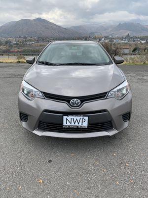 2016 Toyota Corolla LE for Sale in Wenatchee, WA