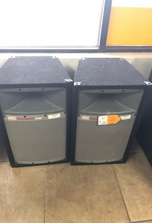 Mtx audio thunder pro for Sale in Lake Worth, FL