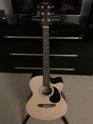 Fender Acoustic Guitar | FA-135CE for Sale in Virginia Beach, VA