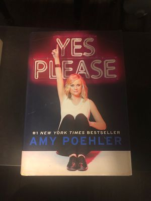 Yes please-Amy poehler biography for Sale in Long Beach, CA