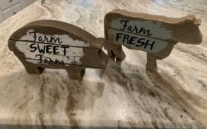 Farmhouse Wooden decor for Sale in Pineville, LA