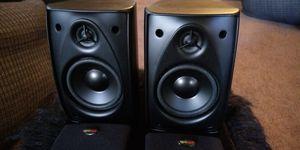 Pk Audio Surround Sound Satellite Speakers for Sale in Gardena, CA