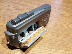 Radio Sharck MICRO-44 Microcassett Recorder for Sale in Pomona, CA