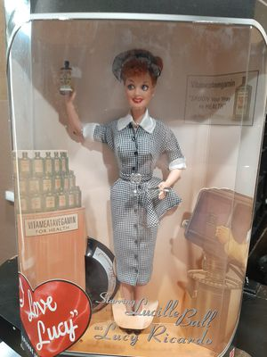 I Love Lucy Barbie for Sale in Kissimmee, FL