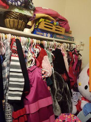girls clothings, 4/5/ and. for Sale in Woodbridge, VA