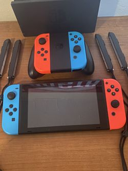 Nintendo Switch With Games for Sale in Columbus,  OH