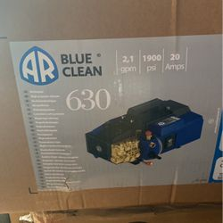 Blue Clean 360 pressure washer for Sale in Hempstead,  NY