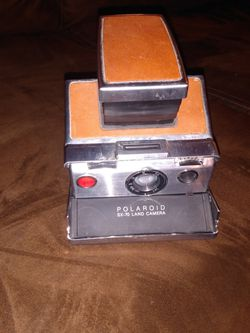 Antique Polaroid Sx Land Camera for Sale in Taylorsville,  UT