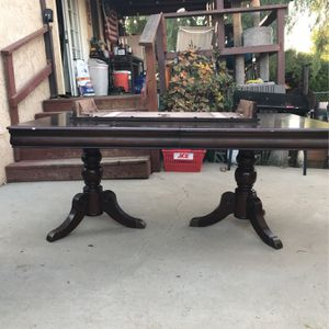 Free kitchen table with chairs for Sale in Riverside, CA