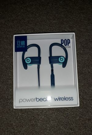 Powerbeats3 wireless Pop collection for Sale in Sterling, VA