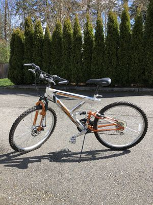 "26"" Dual Suspension Mountain Ridge Bike - 21 Speed for Sale in Lynnwood, WA"