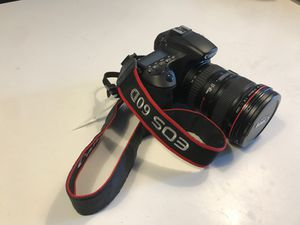 Canon EOS 60D with 17-40mm F/4.0 lens for Sale in Brooklyn, NY