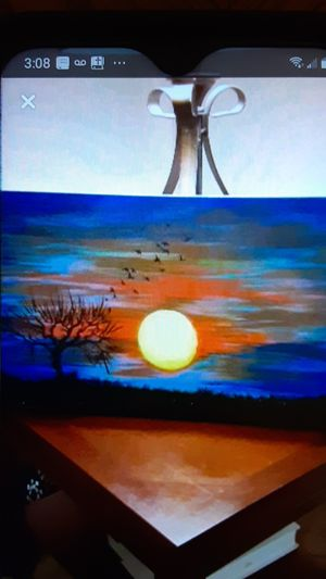 hand painted on canvas condition new for Sale in Brick Township, NJ