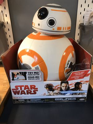 Star Wars BB-8 Big Fig for Sale in Brunswick, OH