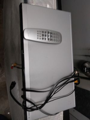 Phillips dvd player with remote for Sale in Nashville, TN