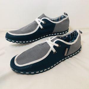 Shoens Ultralight Men's Leather Sneakers Size 10.5 (46 euro) for Sale in Los Angeles, CA