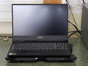 Lenovo Legion Y530 Gaming Laptop with mouse and cooling fan for Sale in Grove City, OH