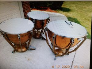 Ludwig Tympani Dresden 3 Piece Drum Set for Sale in Willowbrook, IL