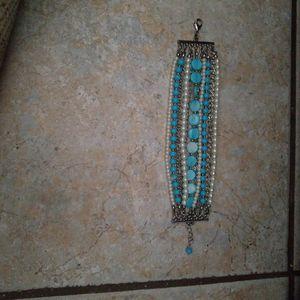 Blue Bracelet for Sale in Parlier, CA