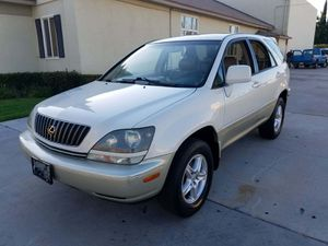 LEXUS RX300 3.0 V6 SPORT AUTOMATICA 2001 for Sale in Anaheim, CA