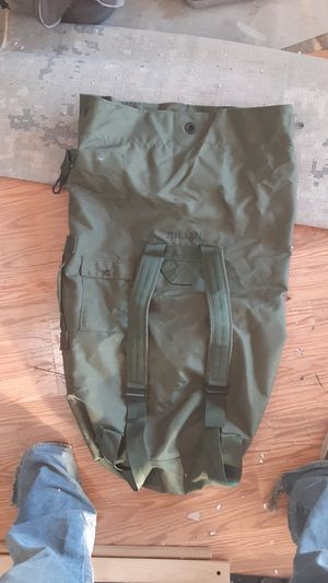 US Army Duffle Bag. for Sale in North Las Vegas, NV
