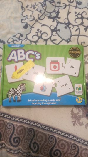 ABC's kids game for Sale in Castro Valley, CA