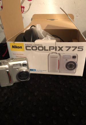 Nikon Digital Cool Pix 775 Camera for Sale in El Paso, TX