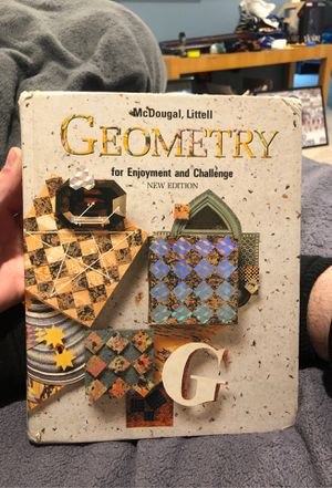 Geometry textbook for Sale in Deerfield, IL