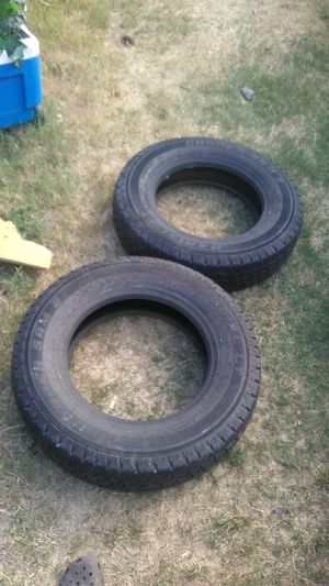 Size 8.00 R 16.5 LT Cooper Tires for Sale in San Antonio, TX
