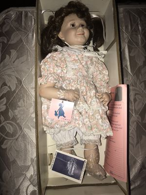 Antique porcelain doll for Sale in Fresno, CA