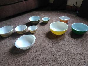 Pyrex Bowls for Sale in Parkersburg, WV