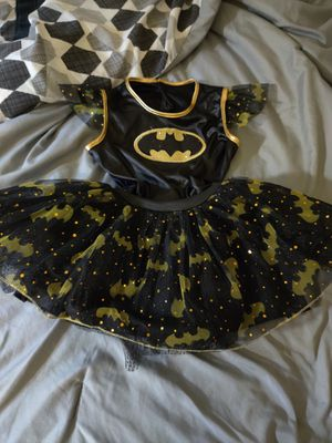 Batgirl dress/costume for Sale in San Diego, CA