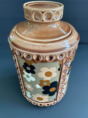 McCoy Flower Power Cookie Jar for Sale in Midland, MI