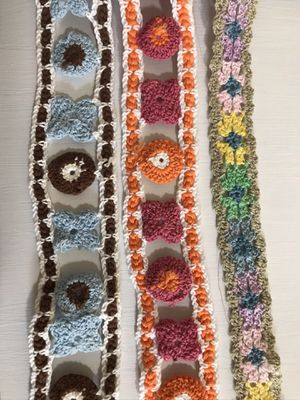 Assorted trims lace ribbons for Sale in Miami, FL