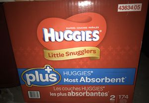 Huggies Diapers Size 2 for Sale in Anaheim, CA