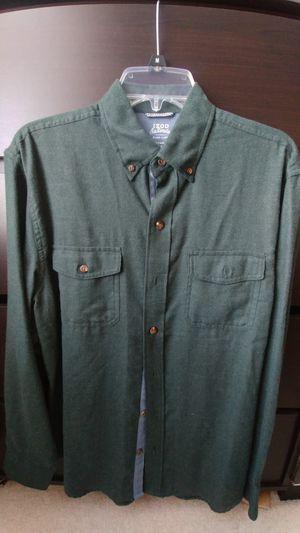 Brand New Men's IZOD Flannel shirt Sport shirt for Sale in Kent, WA