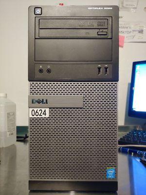 Dell Optiplex 3020 Windows 10 Computer for Sale in Closter, NJ