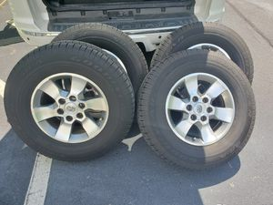 Toyota 4Runner Stock Tires and Rims for Sale in Lawrenceville, GA