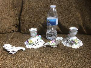 Dresden Xandgemalt Porcelain Hand Painted for Sale in Whittier, CA