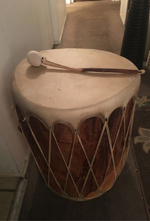 Large Indian Drum for Sale in Salt Lake City, UT